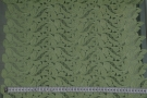 Spitzenborte - lindgrün, 45 cm