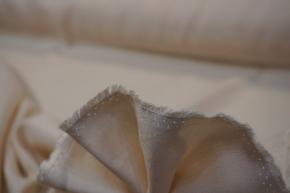 Viskosecrepe - elfenbein
