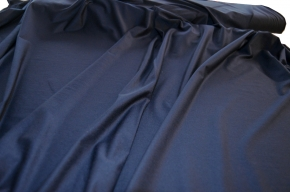 Viskosejersey - nachtblau