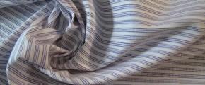 Blusen- und Hemdenqualität, lila/weiß