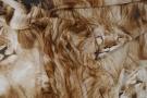 Viskosechiffon - Löwen