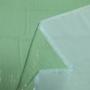 Seidensamt - mintgrün