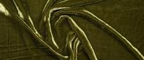 Seidensamt - moosgrün