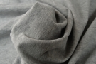 Romanitjersey - grau meliert