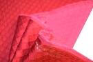 Jacquard - erdbeerfarben