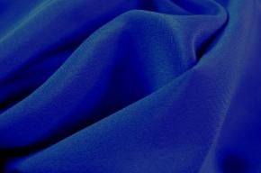 Seide - königsblau