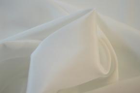 Seide mit Lycra - weiß