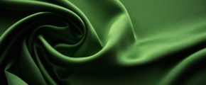 Rest Satin - apfelgrün