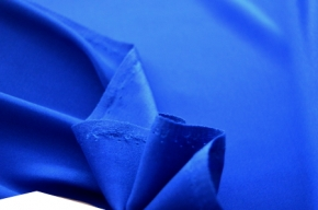 Satin in Stretchqualität, königsblau