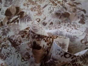 Baumwolle - floral