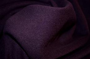 Schurwoll-Kaschmirmischung, brombeerfarben