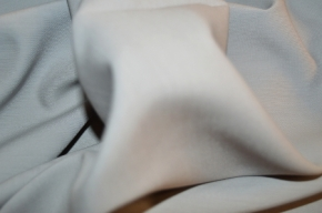 Schurwollmischung - silbergrau