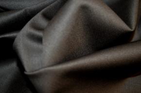 Schurwollmischung - dunkelbraun