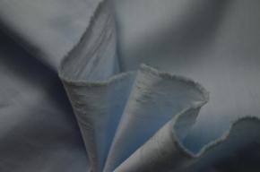 Baumwollmischung - hellblau